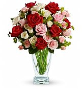 Roses: Lasting Love Bouquet