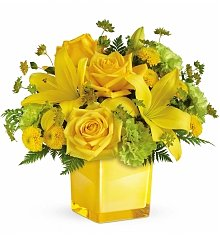 Flower Bouquets: Sunny Mood Bouquet