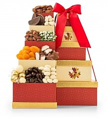 Gift Towers: Good Tidings to Share Tower